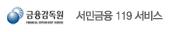 [금융감독원]서민금융119서비스