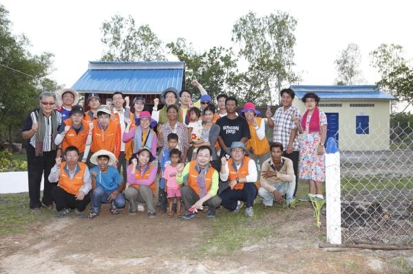 캄보디아 봉사단